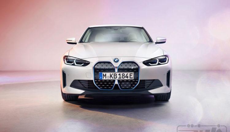 طراحی BMW i4