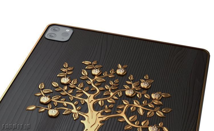 iPad Pro Grand Apple آی پد پرو اپل با یک کیلوگرم طلای 18 عیار