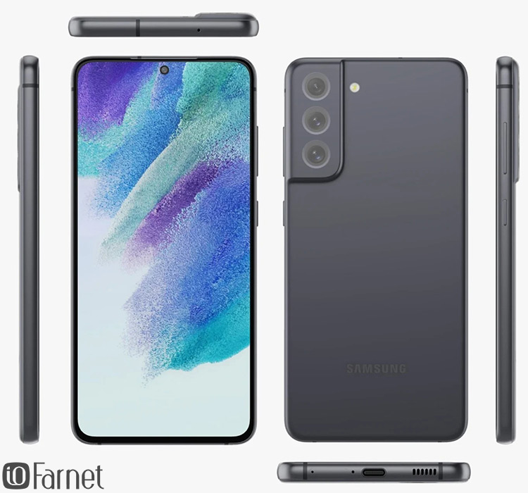 تصاویر Galaxy S21 FE