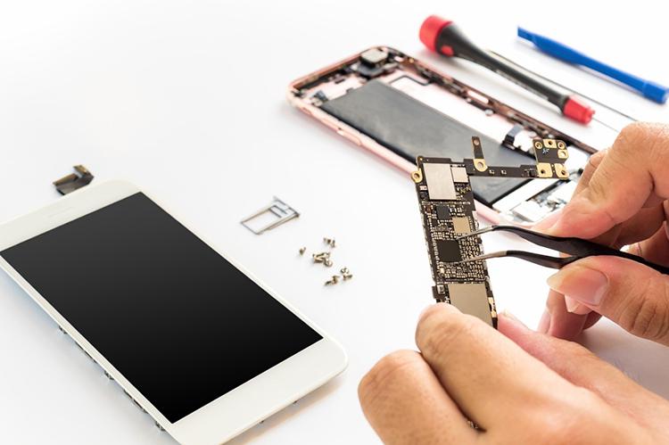 آموزش تعمیرات گوشی موبایل سلام